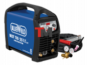 Cварочный инвертор Blueweld Best TIG 251 DC HF/Lift VRD
